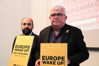 Vés a: ANC i Òmnium anuncien que desbordaran Brussel·les el 7 de desembre