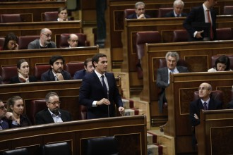 Vés a: El Congrés renova la quota i el concert basc amb l'oposició de C's i Compromís