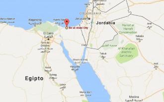 Vés a: Almenys 200 morts en un atemptat contra una mesquita a Egipte