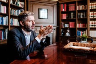Vés a: Andreu Van den Eynde: «En els propers dies demanarem la llibertat dels consellers»