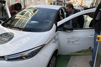 Vés a: Amposta tindrà el primer vehicle elèctric d'ús compartit al territori