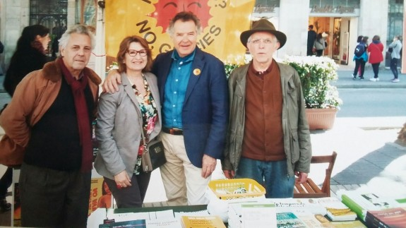 Vés a: Tres històrics de l'ecologisme a la candidatura de Junts per Catalunya