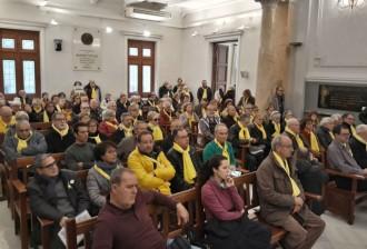 Vés a: Els Avis per la Llibertat de Reus mantenen la pugna amb la Junta Electoral