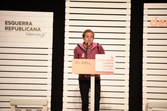 Vés a: Núria Picas, o la fi del «tabú» que els esportistes no opinen de política