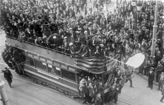 Vés a: 10 de febrer: Esquerra Republicana crida a recuperar l'esperit fundacional de la República