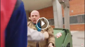 Vés a: VÍDEO Ultres del Pont de Vilomara agredeixen a simpatitzants de la CUP mentre penjaven cartells