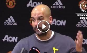 Vés a: VÍDEO Guardiola, disposat a ser sancionat per continuar donant suport als presos polítics