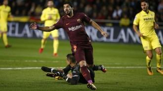 Vés a: El Barça no falla contra el Vila-real i consolida el lideratge a la Lliga (0-2)