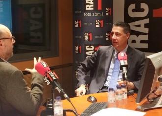 Vés a: Albiol compara el trasllat d'obres de Sixena amb els papers de Salamanca: «La policia obeeix el jutge»