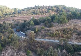 Vés a: VÍDEO L'exèrcit espanyol es desplega a Tarragona i aixeca un campament a la Mussara