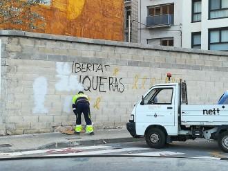 Vés a: La Junta Electoral prohibeix les concentracions a favor dels presos davant l'Ajuntament de Tortosa