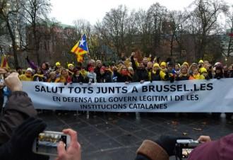 Vés a: La «família política» de Comín també va ser a Brussel·les