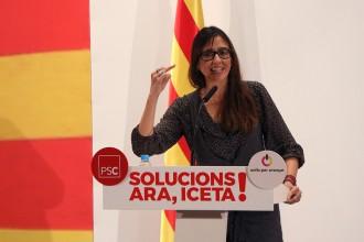 Vés a: Parlon escalfa la campanya i acusa Puigdemont d'haver governat amb «tics de tirania»
