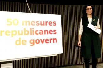 Vés a: ERC vol restituir Trapero major dels Mossos i reobrir les delegacions a l'exterior