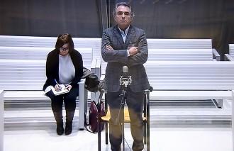 Vés a: Santiago Espot es declara innocent i defensa la xiulada com a llibertat d'expressió