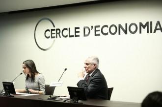 Vés a: Arrimadas, al Cercle d'Economia: «L'única manera de mantenir Espanya unida és reformar-la»