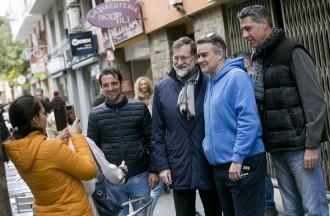 Vés a: Albiol no podrà portar Rajoy a passejar per Badalona (de moment)