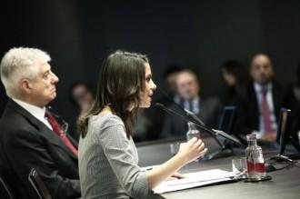 Vés a: Arrimadas parla davant un empresariat que «vota» Iceta