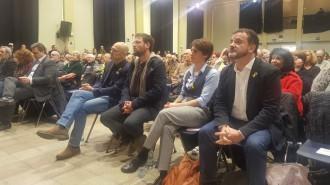 Vés a: Fachin debuta amb ERC: «Si no hi ha majoria independentista, guanya Rajoy, el rei i els 'piolins'»