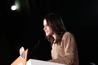Vés a: Arrimadas demana a Sabadell «un vot massiu per fer possible el canvi»