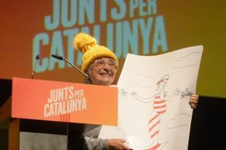 Vés a: Pilarín Bayés, una llonganissa i les «nines russes» de Junts per Catalunya
