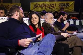 Vés a: Arcadi Oliveres, a la CUP: «Ens hem precipitat, hem de dialogar amb altres pobles d'Espanya»