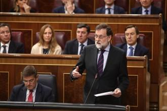 Vés a: Rajoy demana un diàleg «civilitzat» i pronostica que després del 21-D es recuperarà la «normalitat»