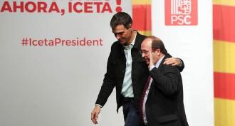Vés a: El PSOE desautoritza Iceta per defensar l'indult dels presos polítics