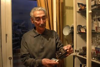 Vés a: Horacio Seguí, l'home que va immortalitzar el Cruyff «volador»