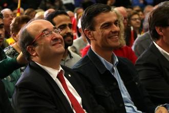 Vés a: Sánchez obvia els ERO d'Andalusia i carrega contra els «mals dirigents» de Catalunya i Espanya