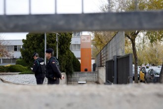Vés a: La Guàrdia Civil deté el director general d'Unipost pel referèndum
