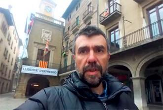 Vés a: VÍDEO El sergent dels Bombers de Vic replica de nou les acusacions d'Albiol
