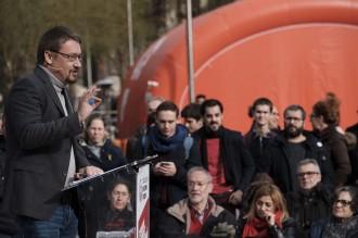 Vés a: Els «comuns» retreuen a Junts pel Sí haver mantingut les retallades d'Artur Mas