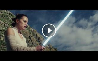 Vés a: VÍDEO «Star Wars: Els últims Jedi» s'estrena aquest divendres en català