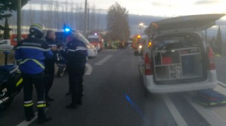 Vés a: Ja són sis els menors morts en el xoc entre un tren i un autobús a la Catalunya Nord