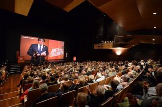 Vés a: Puigdemont alerta del 155 «irreversible» que s'aplicarà a Catalunya si governa C's
