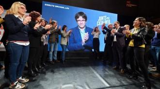 Vés a: Puigdemont descarta tornar a Catalunya abans del 21-D
