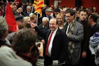 Vés a: Iceta, de ballar a imitar Rajoy