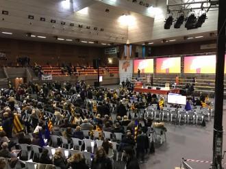Vés a: VÍDEO en DIRECTE Junts per Catalunya celebra el míting central de campanya