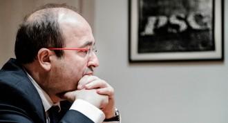 Vés a: Miquel Iceta: «Si Ciutadans em fa president, no tindrà un programa frontista»