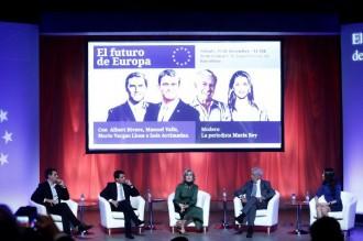 Vés a: Rivera equipara Puigdemont a Le Pen per qüestionar el projecte de la UE