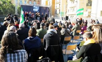 Vés a: Des d'Andalusia fins a Palestina «with Catalonia»: «La vostra lluita és la nostra»