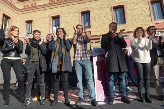 Vés a: Els «comuns» es concentren en frenar l'avenç de Ciutadans
