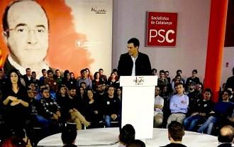Vés a: Sánchez i Iceta eviten esmenar Borrell i  situen el PSC com el vot útil del bloc unionista