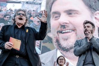 Vés a: 16 de desembre: moment Junqueras, l'ANC es mulla, Colau a l'atac i Vargas Llosa reincideix