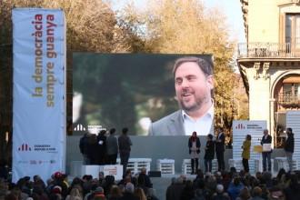 Vés a: Junqueras: «Personalitzar la Generalitat genera rebuig»