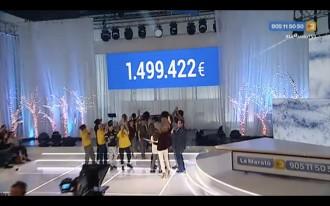 Vés a: «La Marató» supera el milió: ja ha recaptat 1.499.422 euros