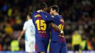 Vés a: El Barça goleja el Deportivo en un partit plàcid (4-0)
