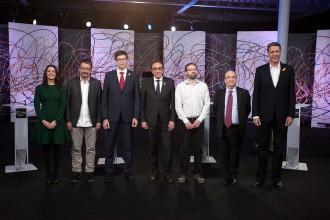 Vés a: ENQUESTA Qui està guanyant el debat La Sexta?