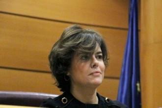 Vés a: Sáenz de Santamaría fa gala del 155: «El procés era un 'fake'»